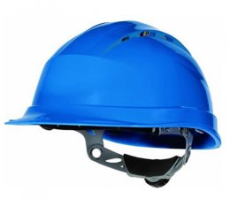 'Venitex' Quartz I Ventilated High Density Safety Helmet