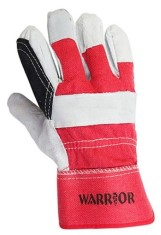 'Warrior' Reinforced Palm Rigger Gloves x12