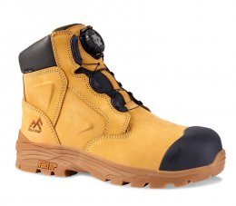RockFall Honeystone Safety Boots