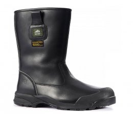 'Rock Fall' Manitoba Cold Temperature Rigger Boots