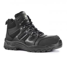'Rock Fall' Marble Lightweight Composite Safety Boots