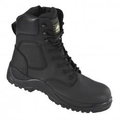 Rock Fall Melanite Non-Metallic Safety Boot