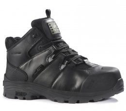 'Rockfall' Rhyolite Metal Free Safety Boots