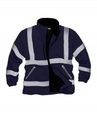 Standsafe Security Zipped Fleece Jacket