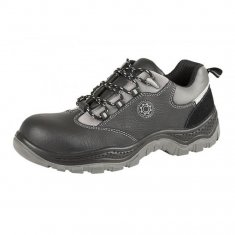 Security Line Punto - Black Non - Metallic Safety Trainer