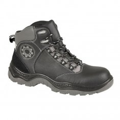 Security Line Sanson - Black Non - Metallic Safety Boot