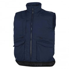 Multipocket Navy Bodywarmer