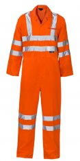 'Supertouch' Hi Vis Coverall