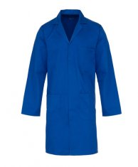 'Supertouch' Polycotton Lab Coat with Pockets