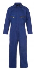 'Supertouch' Polycotton Coverall Plus