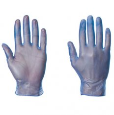 'Supertouch' Vinyl Disposable Powder Free Gloves (100 x 10)