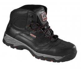Tomcat Dakota Black Metal Free Safety Boots