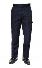 Cargo Workwear Trousers with Kneepad Pocket