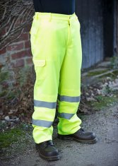 'Warrior' Delray Hi Vis Trousers