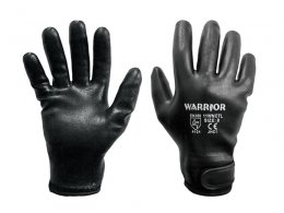 Warrior Full Dipped Foam Nitrile Glove