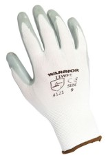 Nitrile Grey Gloves (12)