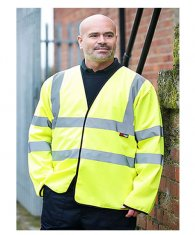 Long Sleeved Hi-Vis Vest