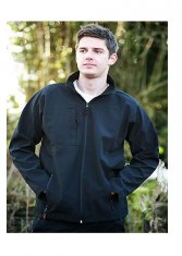 'Warrior' Bonded Soft Shell Jacket