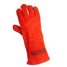 Warrior Supa Red Leather Gloves x6