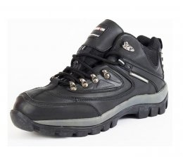 'Warrior' Safety Waterproof Trainer Style Boots