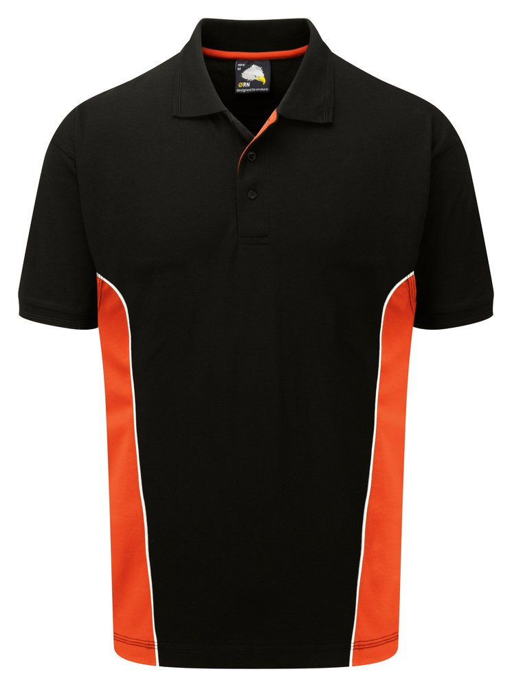 ORN Silverstone Contrast Polo Shirt