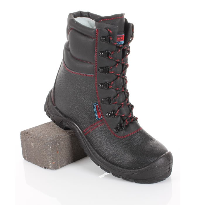 Cold Storage Lace Up Boot