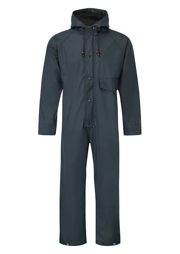 'Fortress' Fortex Waterproof PU Coverall