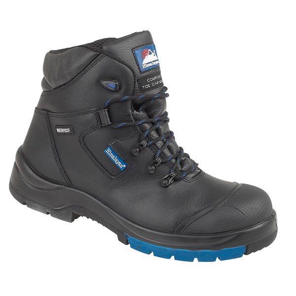 Himalayan Leather HyGrip 'Waterproof' Metal Free Safety Boots