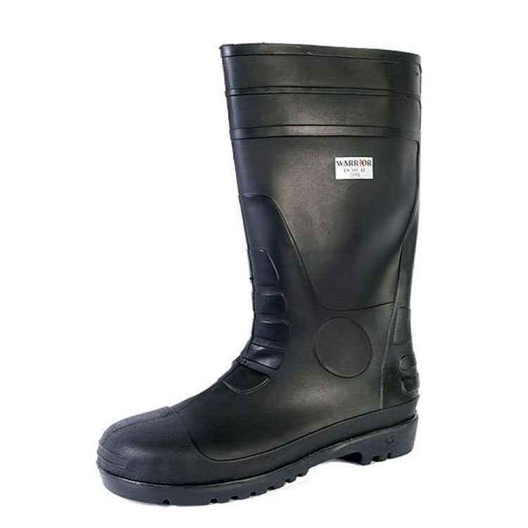 Safety Toe and Midsole Wellington Boots