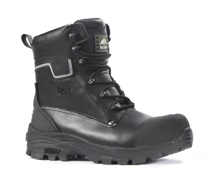 Rock Fall Shale Thermal Safety Boots