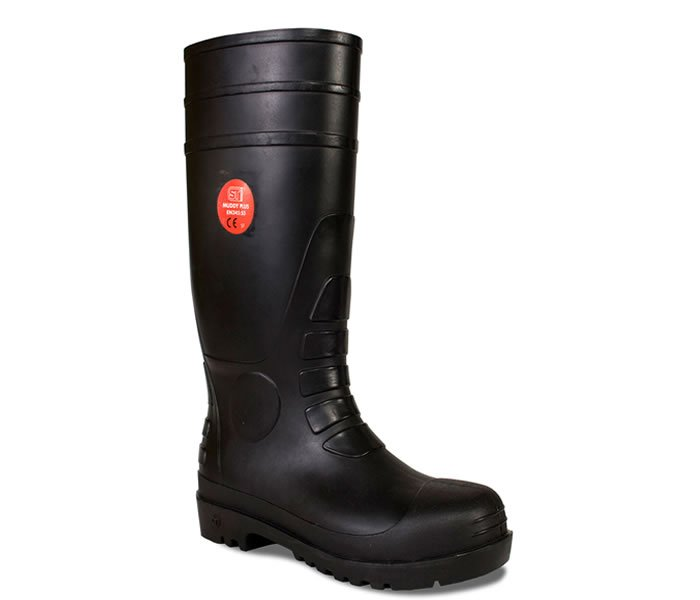 'Supertouch' Safety 'Muddy Plus' Wellington Boots