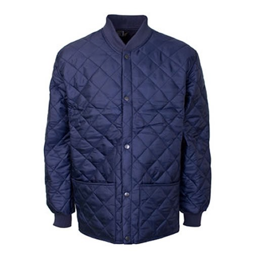'Supertouch' Quilted Shell Jacket