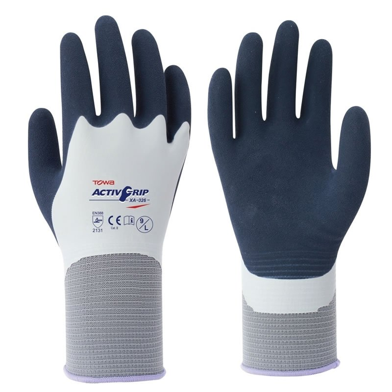 TOWA ActivGrip XA Grip Gloves x6