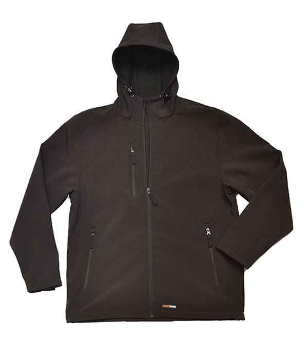 Holkham Hooded Soft Shell Jacket