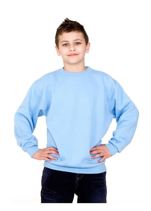Unisex Childrens Sweatshirt