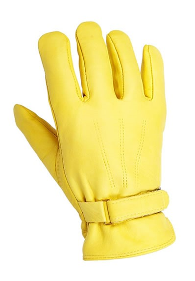 'Warrior' Lined Drivers Gloves