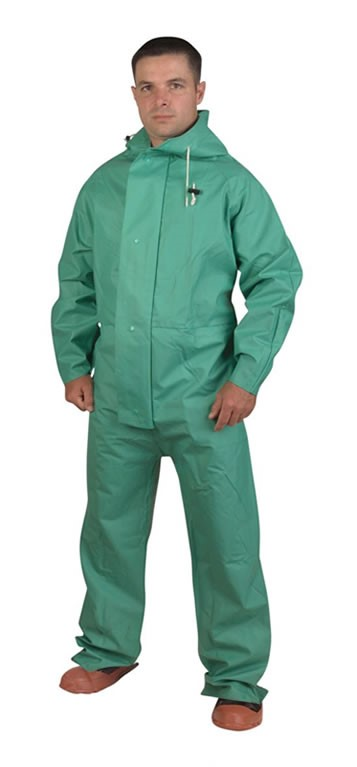 Alpha Solway Chemical Resistant Boiler Suit